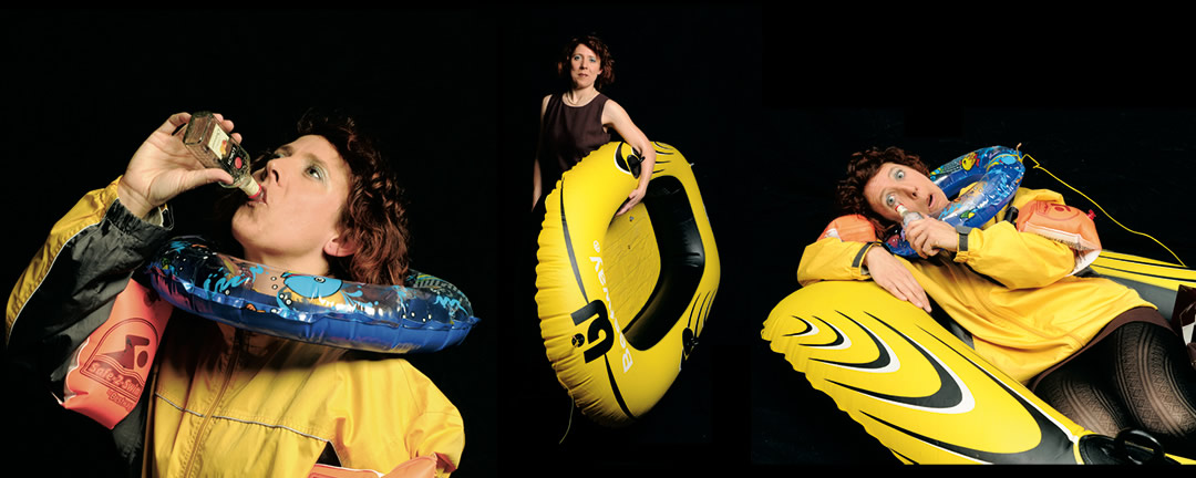 Susanne Hoffmann: »Von Wassernixen und Seebären« oder: Eine Abenteuer-Reise zum eigenen Ich